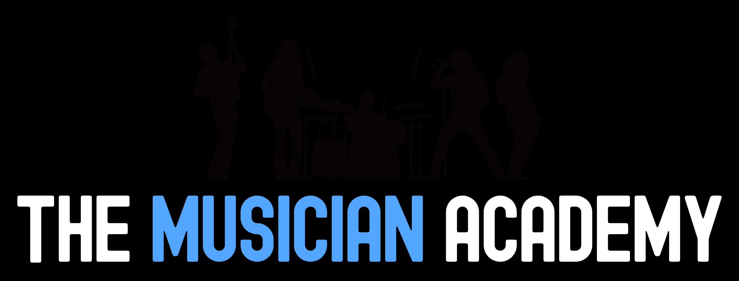 The Musician Academy Banner
